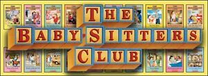 Babysitters Club and Babysitters Little Sister Books