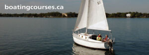 SAIL away (in a classroom) this winter with CPS boating course.