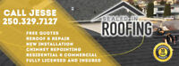 Experienced hardworking roofer available in the Peace Region!