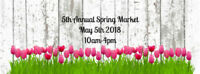 Valley Markets presents the 5th Annual Spring Market
