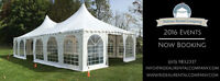 Party Tent Rentals: The Rideau Rental Company - Tents and more!