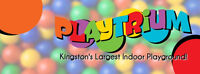 Playtrium is looking for weekend staff.