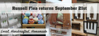 Vendors Wanted: Russell Flea Sep 21