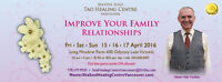 Improve Your Family Relationships