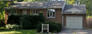 Main floor of house for rent in North end Sarnia
