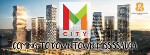 M CITY TALLEST MISSISSAUGA Tower 2 VIP Preview Sale Sat & Sun