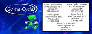 """GAME CYCLE""  BUY SELL TRADE Video Games Systems & DVD's - Top $ London Ontario image 2"