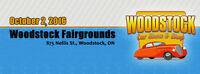 Woodstock Car Show & Shop - Exhibitors Wanted