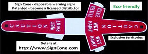 Become a Sign Cone distributor