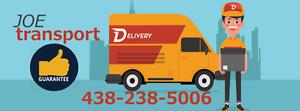 Livraison - Delivery 24/7