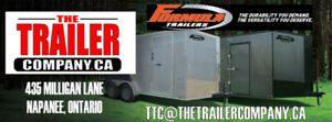 Cargo, Utility, Flatbed, and Dump Trailers