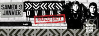 SOLD OUT DVBBS 9 janvier 2016!