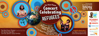 Rabba Presents We Want Peace Concert for World Refugee Day