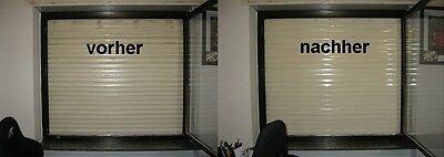 Indusan Reiniger für Kunststoff Rolladen Jalousien Fensterrahmen 1 Liter