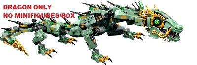 Lego Ninjago Movie 70612 Green Ninja Mech Dragon Dragon Only No Minifigures Box