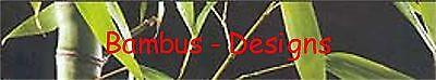Bambus_Designs Gräser und Bambus
