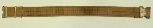 "Sharps Rifle ""Old Reliable"" Cartridge Belt by Hurlburt, Mills 1881 Buckle .45-70"