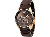 New Armani AR5890 Mens Chronograph Watch RRP £299 Now Only £99