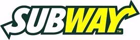 Full Time Subway Team Leaders and Team Members – Brislington