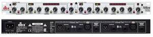 DBX 166 XS - Pro Audio - 2 channel Compressor / Gate / Limiter Waitara Hornsby Area Preview