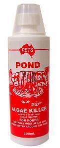 PETS Pond Algae Killer (From $29.99) Blaxland Blue Mountains Preview