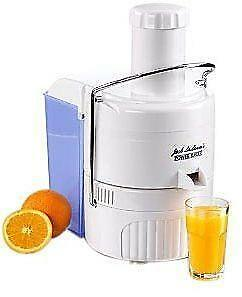 power juicer jack lalanne how to clean it
