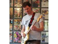 BRISTOL GUITAR TEACHER - Lessons at dedicated Stokes Croft teaching studios!