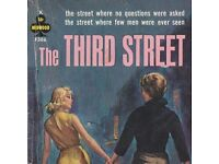 Third Street new book club for gay girls.