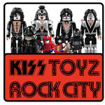Kiss Toyz Rock City