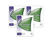 Nicorette Cartridges + Patches