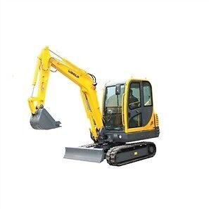 Earthmoving Equipment with Operators - Residential & Development Herston Brisbane North East Preview