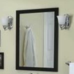 Wooden Framed Mirrors.  Assorted sizes and styles.  Cheap.