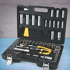 96 Piece Socket Set Made in Germany Lalor Whittlesea Area Preview