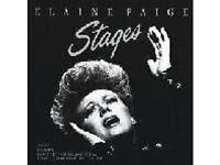 Elaine Paige Vinyls