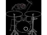Indie rock band need drummer