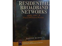 ISBN 0-13-956442-X Residential Broadband Networks