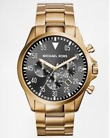 Michael Kors Authentic | Pour homme | Gage Gold-Tone Stainless |