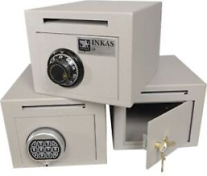 Cash Depository Safe with Slot! Ideal for any small business