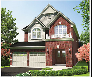 Brand New Detached houses in Caledon