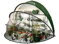 Horti hood 90 folding greenhouse