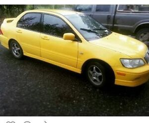 2003 Mitsubishi Lancer Other