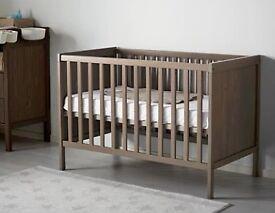 Baby cot and Matress