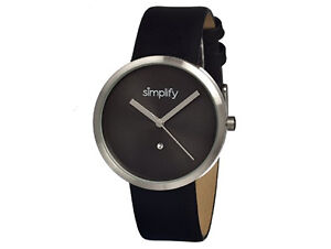 Simplify.... The 1000 Watch