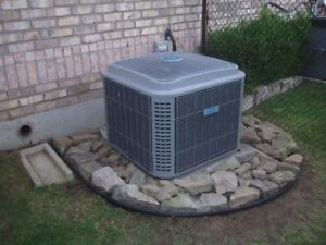 Provisional HVAC heating and cooling services