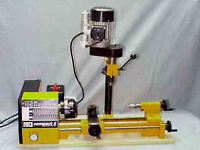 Emco Compackt 5 Metal Lathe -Mill combo.on110v.