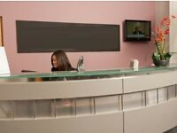 Flexible Office Space Rental - Nottingham Serviced offices (NG1)