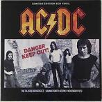 LP nieuw - AC/DC - Danger Keep Out! The Classic Broadcast ..