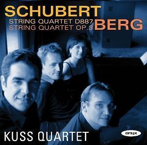 Streichquartett D 887/Streichquartett op.3