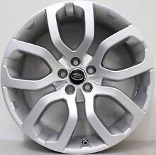 22 INCH Range Rover WHEELS SILVER ONE SET HSE Wolli Creek Rockdale Area Preview