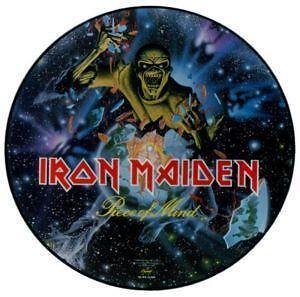 Iron Maiden Vinyl Ebay